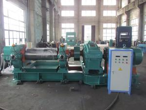 Rubber Mixing Mill with Stock Blender( H Type)