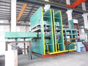 Rubber Vulcanizing Press (Frame Type)