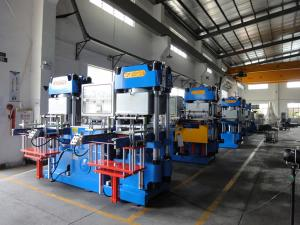 Vacuum Rubber Molding Press